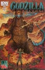 Godzilla: Cataclysm (2014) #3 Variant A