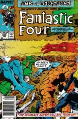 Fantastic Four (1961-1996) #336 Variant A: Newsstand Edition