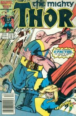 Thor (1966-1996) #374 Variant A: Newsstand Edition