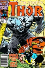 Thor (1966-1996) #376 Variant A: Newsstand Edition