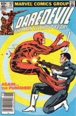 Daredevil (1964-1998) #183 Variant A: Newsstand Edition
