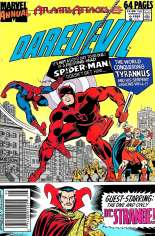 Daredevil (1964-1998) #Annual 5 Variant A: Newsstand Edition; Mislabeled #4 on Cover