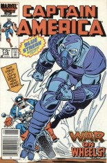 Captain America (1968-1996) #318 Variant A: Newsstand Edition