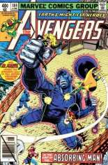 Avengers (1963-1996) #184 Variant B: Direct Edition