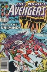 Avengers (1963-1996) #247 Variant A: Newsstand Edition