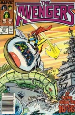 Avengers (1963-1996) #292 Variant A: Newsstand Edition