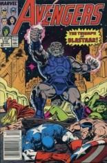 Avengers (1963-1996) #310 Variant A: Newsstand Edition