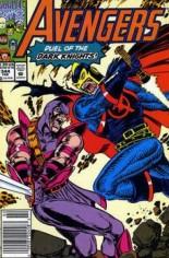 Avengers (1963-1996) #344 Variant A: Newsstand Edition