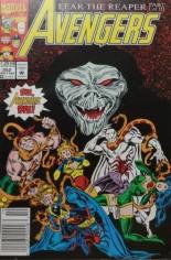 Avengers (1963-1996) #352 Variant A: Newsstand Edition