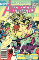 Avengers (1963-1996) #Annual 18 Variant A: Newsstand Edition