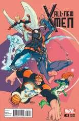 All-New X-Men (2013-2015) #33 Variant D: Incentive Cover