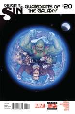 Guardians of the Galaxy (2013-2015) #20 Variant A