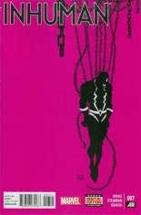 Inhuman (2014-2015) #7 Variant A