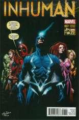 Inhuman (2014-2015) #7 Variant B: Deadpool Photobomb Cover
