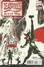 Deadpool's Art of War (2014-2015) #2