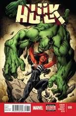 Hulk (2014-2015) #8 Variant A