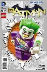 Batman (2011-2016) #36 Variant D: Lego Cover