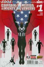 Captain America and the Mighty Avengers (2015) #1 Variant A