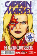 Captain Marvel (2014-2016) #9