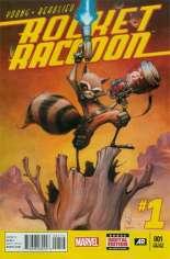 Rocket Raccoon (2014-2015) #1 Variant N: 3rd Printing