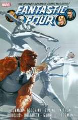 Fantastic Four By Jonathan Hickman Omnibus (2013-2014) #HC Vol 2