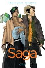 Saga (2012-2018) #TP Vol 1 Variant D: 4th Printing
