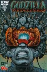 Godzilla: Cataclysm (2014) #4 Variant A