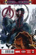 Avengers (2012-2015) #38 Variant A