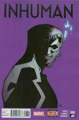 Inhuman (2014-2015) #8