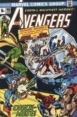 Avengers (1963-1996) #108 Variant B: UK Edition