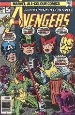 Avengers (1963-1996) #154 Variant B: UK Edition