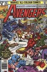Avengers (1963-1996) #182 Variant B: UK Edition