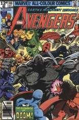 Avengers (1963-1996) #188 Variant C: UK Edition