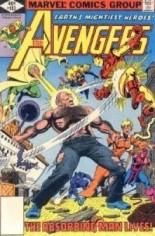 Avengers (1963-1996) #183 Variant B: Whitman Variant
