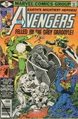 Avengers (1963-1996) #191 Variant B: Direct Edition