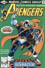 Avengers (1963-1996) #196 Variant B: Direct Edition