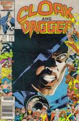 Cloak and Dagger (1985-1987) #9 Variant A: Newsstand Edition