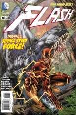 Flash (2011-2016) #36 Variant A