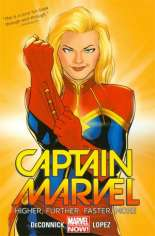 Captain Marvel (2014-2016) #TP Vol 1
