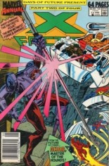 X-Factor (1986-1998) #Annual 5 Variant A: Newsstand Edition