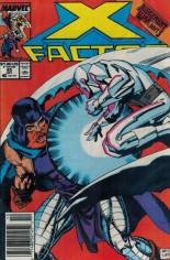 X-Factor (1986-1998) #45 Variant A: Newsstand Edition