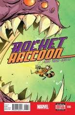 Rocket Raccoon (2014-2015) #6