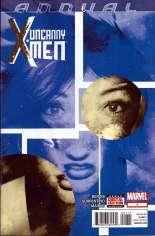 Uncanny X-Men (2013-2016) #Annual 1 Variant A