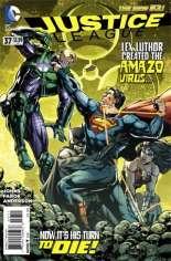 Justice League (2011-2016) #37 Variant A