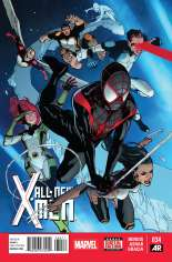 All-New X-Men (2013-2015) #34 Variant A