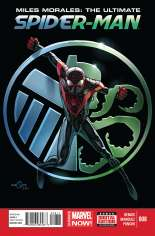 Miles Morales: The Ultimate Spider-Man (2014-2015) #8