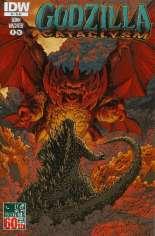 Godzilla: Cataclysm (2014) #5 Variant A