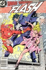 Flash (1987-2009) #2 Variant A: Newsstand Edition