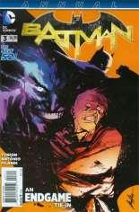 Batman (2011-2016) #Annual 3
