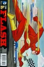 Flash (2011-2016) #37 Variant B: Wraparound Cover